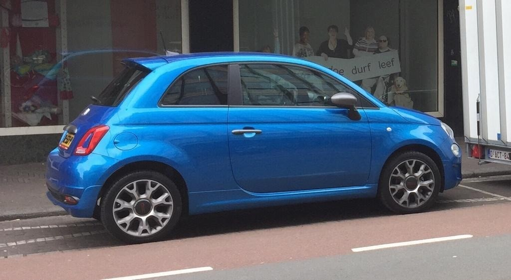 Fiat 500 Lease overnemen