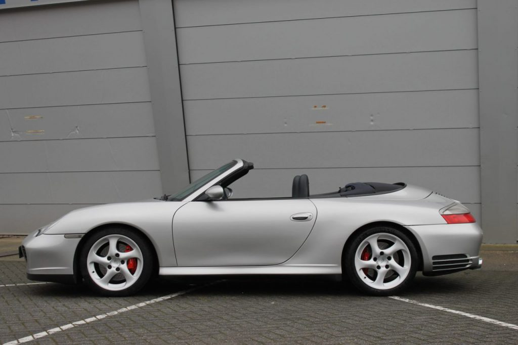 Porsche youngtimer lease
