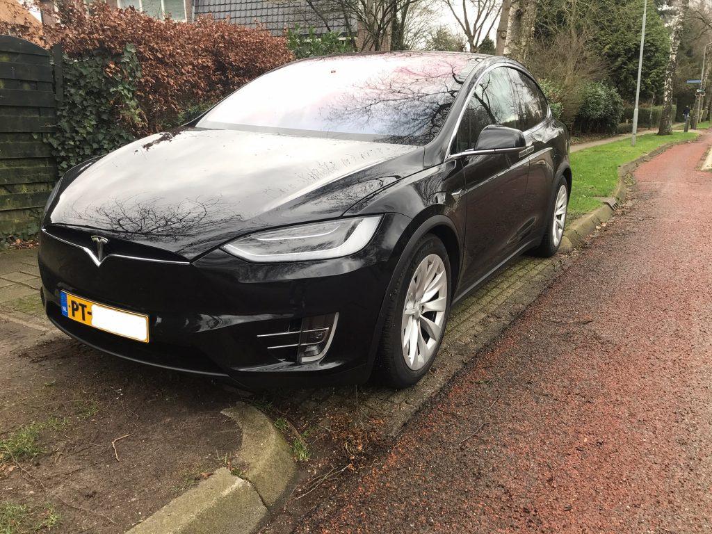 Lease Tesla Model X